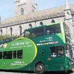 Dublin Bus Tour - Green Bus - Hop on Hop Off