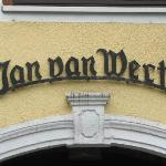 Hotel Jan Van Werth Foto