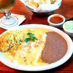  Ninfa&#39;s Crawfish Enchaladas