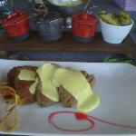 Chateaubriand with bearnaise sauce