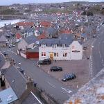 View to Cullen from the old railroad bridge