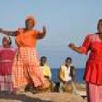  Cultural dancing and singing by Garifuna women