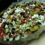  Delicious Greek Party Salad (They Cater Too)