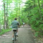 Bike Path to the Hampton Falls trail head