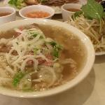 My very small bowl of Pho $7.50