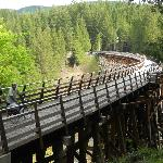 Kinsol Trestle on Cowichan Valley Trail