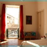 bed and breakfast cagliari ca del sol's red room