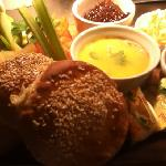 plenty to go at on the crowns ploughmans
