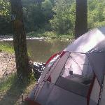 Foto de Sugar Creek Glen Campground