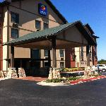 Comfort Inn & Suites Branson Meadows resmi