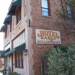 Hotel Garza Bed and Breakfast Post