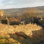  View across Youlgrave