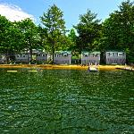 Foto de Proctor's Lakehouse Cottages
