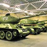  Military equipment museum