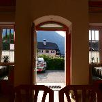 Restaurant - Pension Rosam Foto