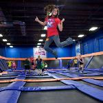 Sky Zone Indoor Trampoline Park