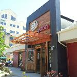 Front of the Restaurant