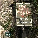 King John's Hunting Lodge & Tea Room