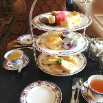 High Tea at The Empress