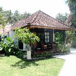 Foto de Bali Santi-Bungalows By The Beach