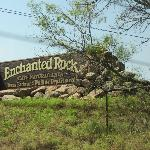 Enchanted Rock Fissure