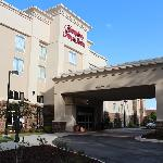 Hampton Inn & Suites Huntersville resmi