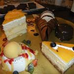 Pah Ke's Assorted Desserts
