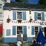 The Swan Inn Noss Mayo