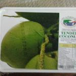 The 0.5 kg Tender Coconut Box @ Rs 180!:) Slurpp!