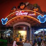 Walt Disney Studios Store