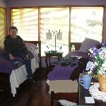 Foto de A Cascade View Bed and Breakfast
