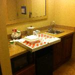 صورة فوتوغرافية لـ ‪Hampton Inn & Suites Exmore - Eastern Shore‬