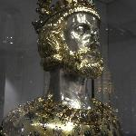 Reliquary bust of Charlemagne (Charles the Great)