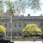 Frick Collection - Blick von 5th Avenue