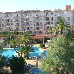  hotel across from sol de alcudia