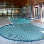 Millennium Paris airport heated indoor swimming pool