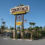 Stagecoach Hotel and Casino resmi