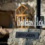 Bilde fra Holiday House GREEN GARDEN