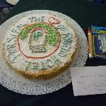 My TA #1 cake to the Parsifal