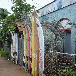 Foto de Rainbow Surf Hostel