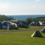 Foto de Widemouth Bay Caravan Park