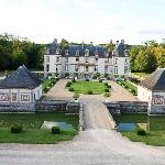 Chateau de Bourron
