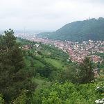 Brasov view point