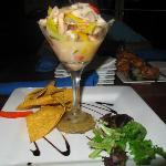  Caribbean Ceviche