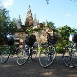 Araiwah Chiang Mai Bicycle City Tour