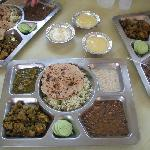 Mouth watering Thali