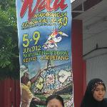 At the city centre of Kota Bahru, Kelantan