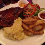  excellent pork ribs