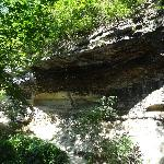 The grotto along trail #1