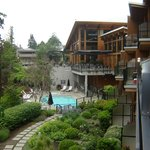 Brentwood Bay Resort & Spa resmi